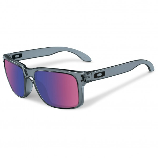 Oakley - Holbrook Red Iridium - Sunglasses