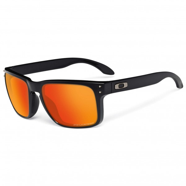 Oakley - Holbrook Ruby Iridium Polarized - Sunglasses