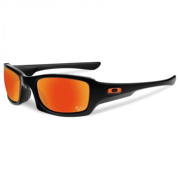 Oakley - Fives Squared Fire Iridium - Sunglasses