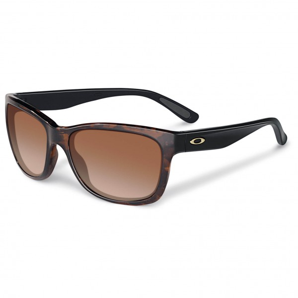 Oakley - Women's Forehand Dark Brown Gradient - Aurinkolasit