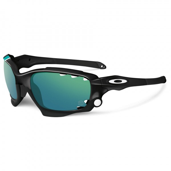 Oakley - Racing Jacket Jade Iridium / Black Iridium