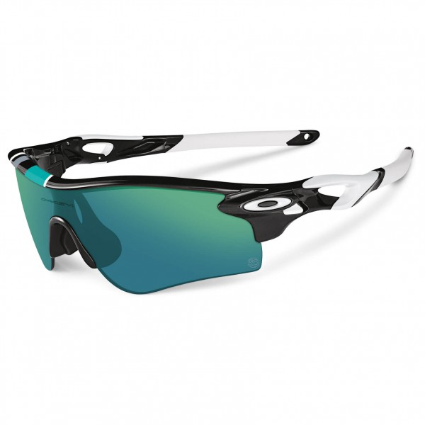 Oakley - Radarlock Jade Iridium / Black Iridium