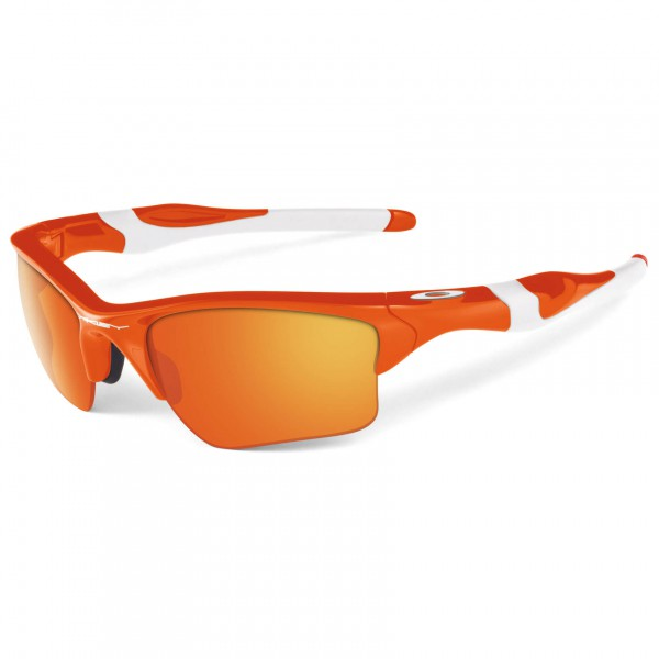 Oakley - Half Jacket 2.0 XL Fire Iridium - Sonnenbrille