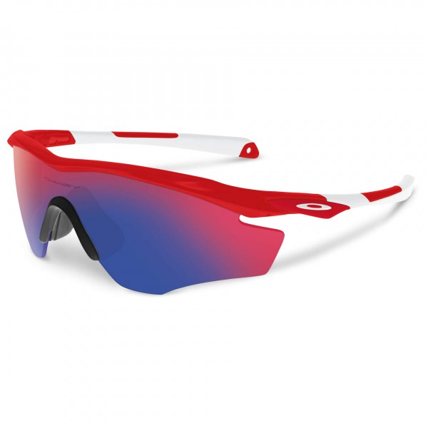 Oakley - M2 Frame Positive Red Iridium - Sonnenbrille