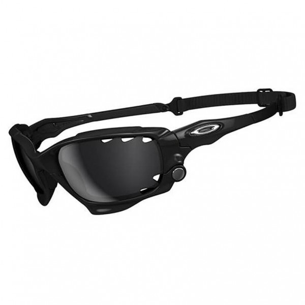 Oakley - Racing Jacket Black Iridium / P42 - Aurinkolasit