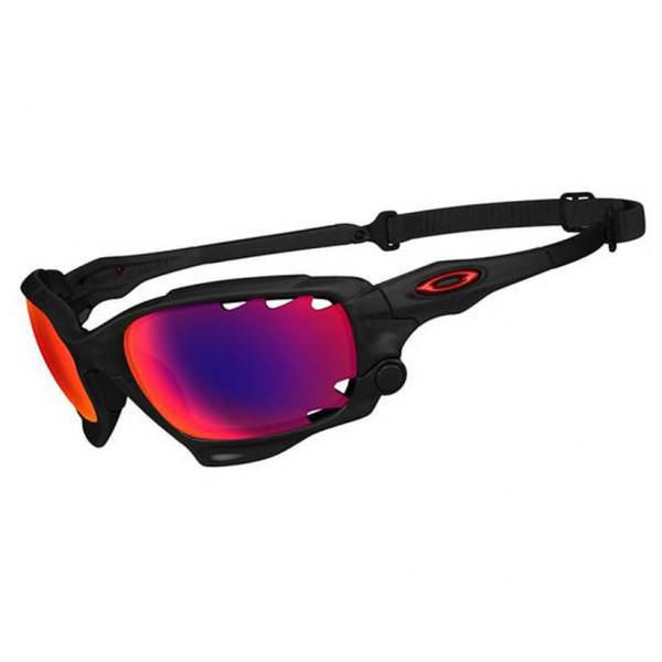 Oakley - Racing Jacket Red Polarized / Black Iridium