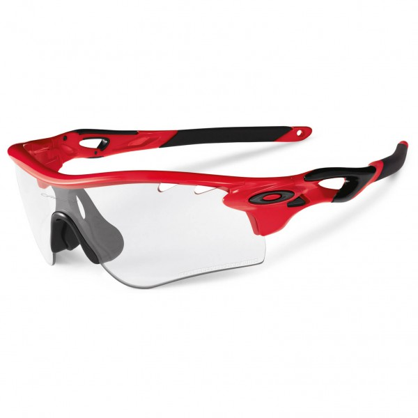 Oakley - Radarlock Clear Black Iridium Photochromic