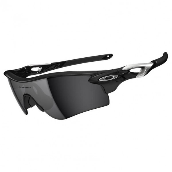 Oakley - Radarlock Black Iridium / VR28 - Sunglasses