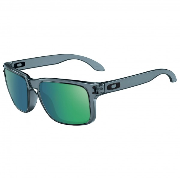 Oakley - Holbrook Crystal Black / Emerald Iridium