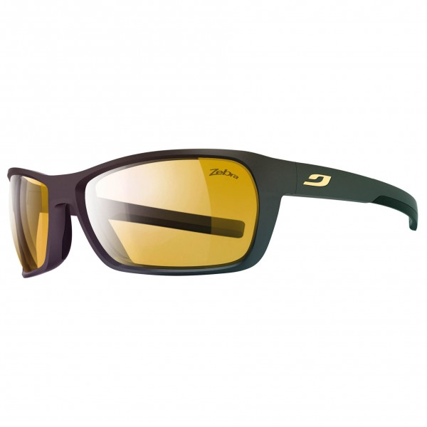 Julbo - Blast Yellow / Brown Zebra - Fahrradbrille
