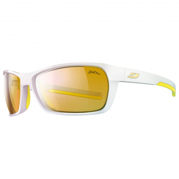 Julbo - Blast Yellow / Brown Zebra - Cycling glasses