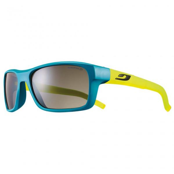 Julbo - Cobalt Grey Flash Silver Spectron 3+ - Sunglasses