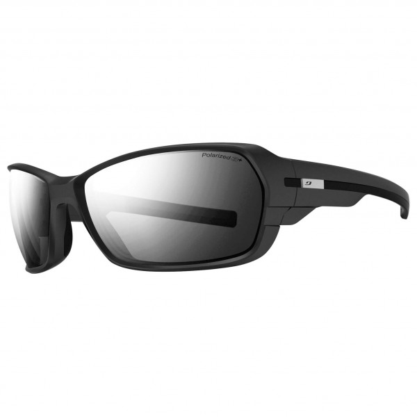 Julbo - Dirt2 Grey Flash Silver Polarized 3+ - Fahrradbrille