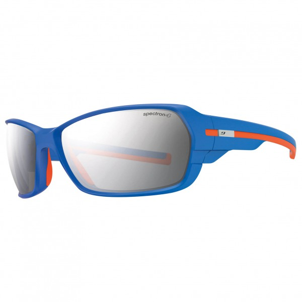 Julbo - Dirt2 Brown Flash Silver Spectron 4 - Fietsbril