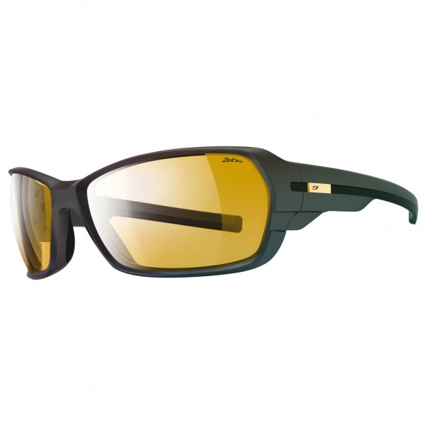 Julbo - Dirt2 Yellow / Brown Zebra - Cycling glasses
