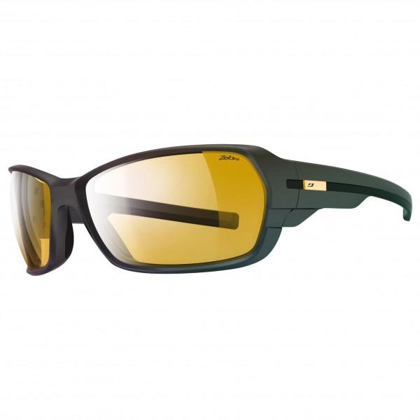 Julbo - Dirt2 Yellow / Brown Zebra - Cycling glasses