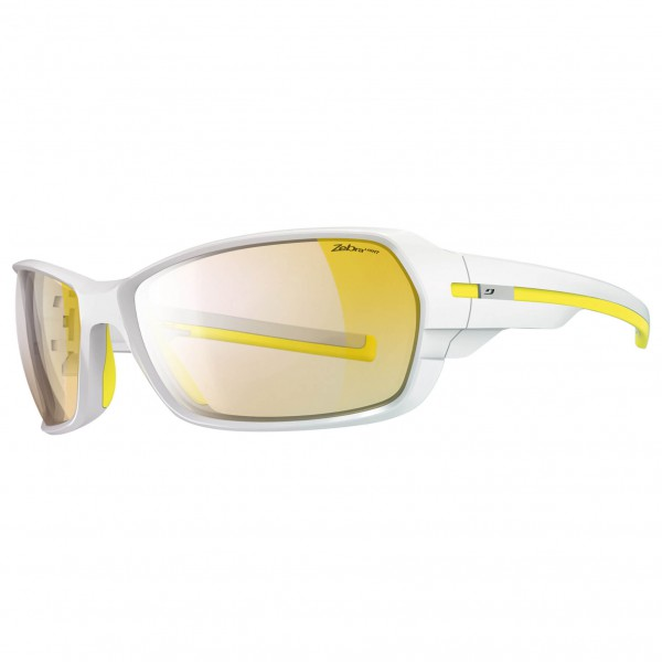 Julbo - Dirt2 Yellow / Brown Zebra Light - Cycling glasses