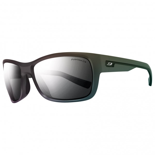Julbo - Drift Grey Flash Silver Polarized 3+ - Cykelbriller