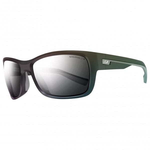 Julbo - Drift Grey Flash Silver Spectron 3+ - Fahrradbrille
