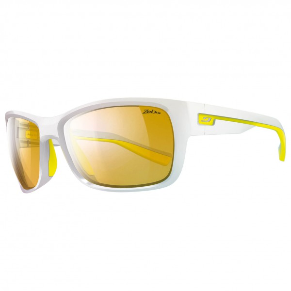 Julbo - Drift Yellow / Brown Zebra - Fahrradbrille