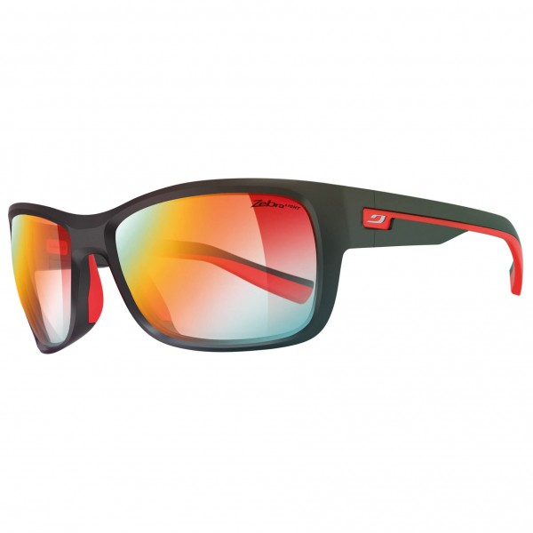 Julbo - Drift Yellow / Brown Zebra Light - Fahrradbrille