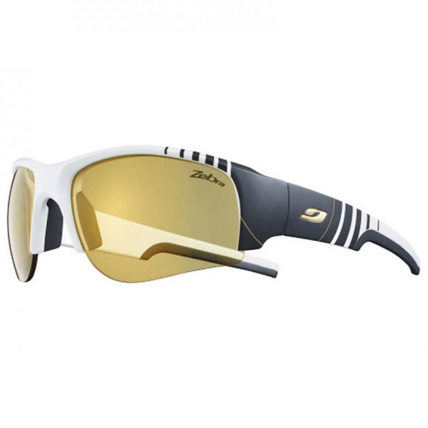 Julbo - Dust Gold Quest Clear / Orange / Hi Contrast / Zebra
