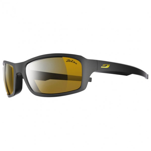 Julbo - Kid's Extend Yellow / Brown Zebra - Aurinkolasit