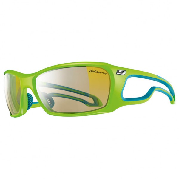 Julbo - PipeLine Speed Yellow / Brown Zebra Light