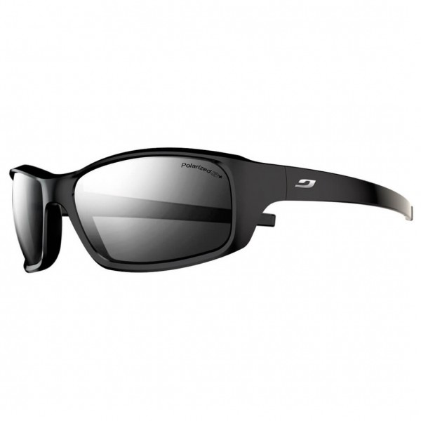 Julbo - Slick Grey Flash Silver Polarized 3+ - Aurinkolasit