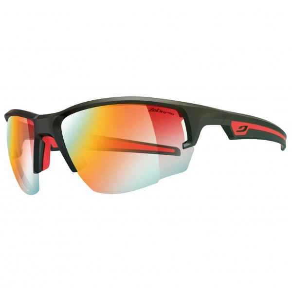 Julbo - Venturi Yellow/Brown Multilayer Red Zebra Light Fi