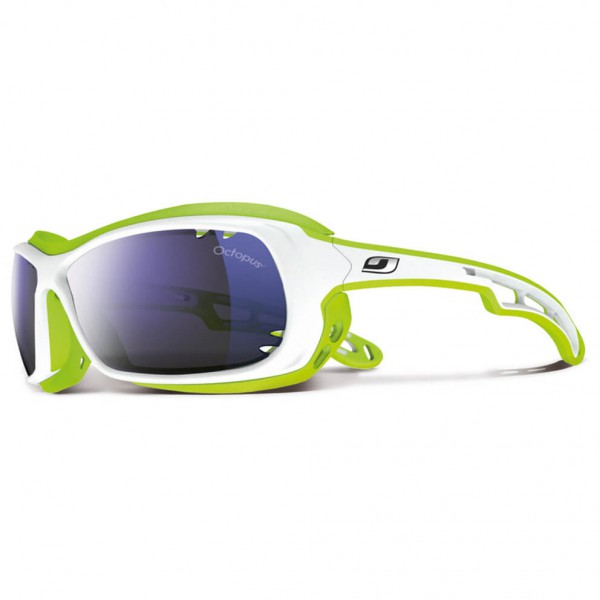 Julbo - Wave Grey Flash Blue Octopus - Aurinkolasit
