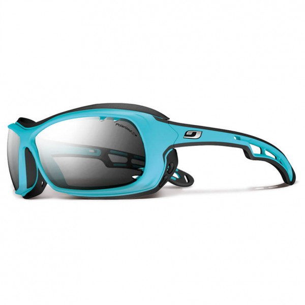 Julbo - Wave Grey Flash Silver Polarized 3+ - Gafas de sol