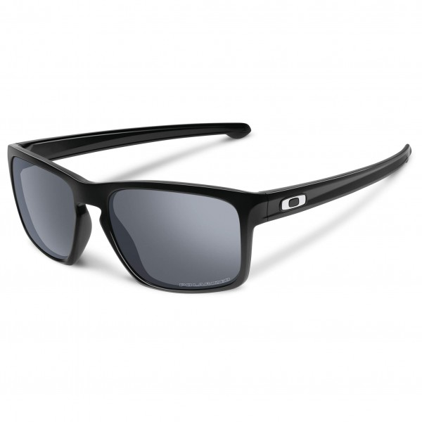Oakley - Sliver Black Iridium Polarized - Sunglasses