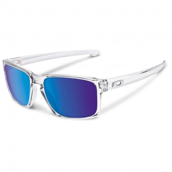 Oakley - Sliver Sapphire Iridium - Sunglasses