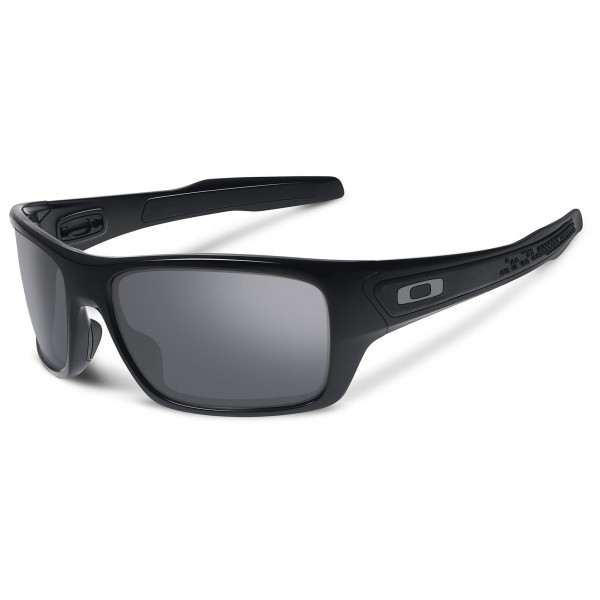 Oakley - Turbine Black Iridium - Sunglasses
