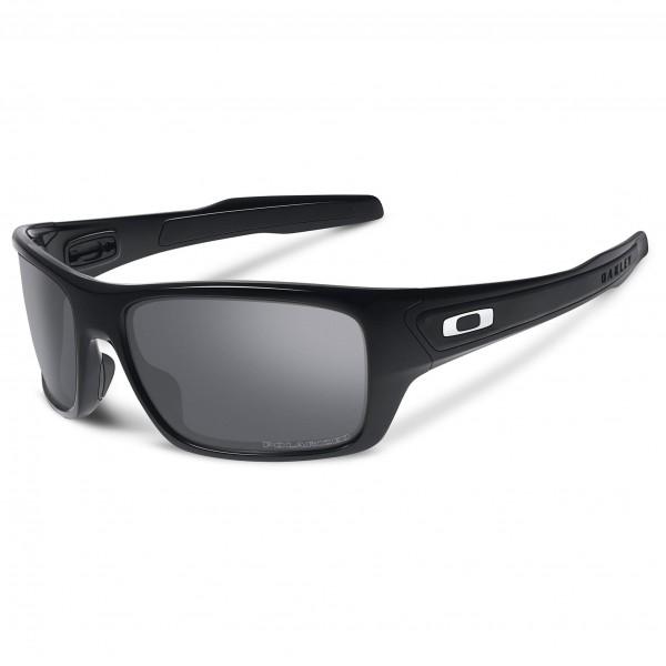 ebc67128d30 Oakley - Turbine Black Iridium Polarized - Sunglasses tested