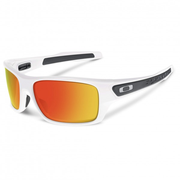 Oakley - Turbine Fire Iridium - Sunglasses