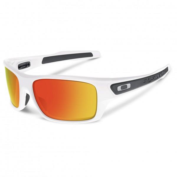 Oakley - Turbine Fire Iridium - Sunglasses