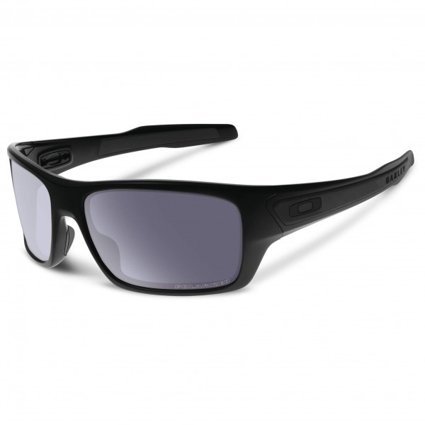 Oakley - Turbine Grey Polarized - Sunglasses