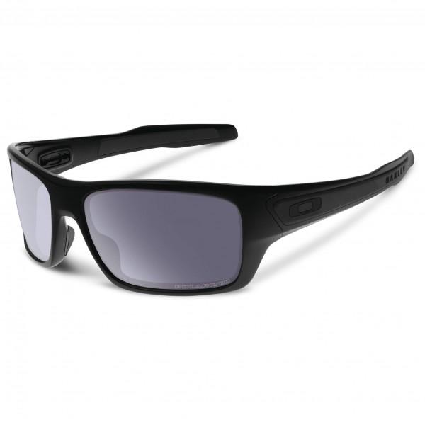 Oakley - Turbine Grey Polarized - Solbrille