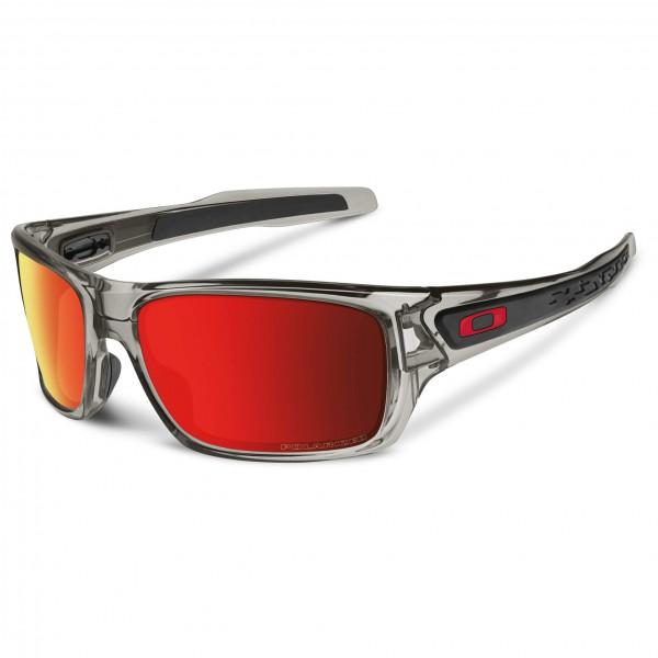 Oakley - Turbine Ruby Iridium Polarized - Sykkelbrille