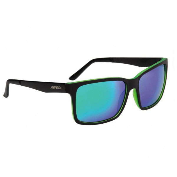 Alpina - Don Hugo Green Mirror 3 - Sunglasses