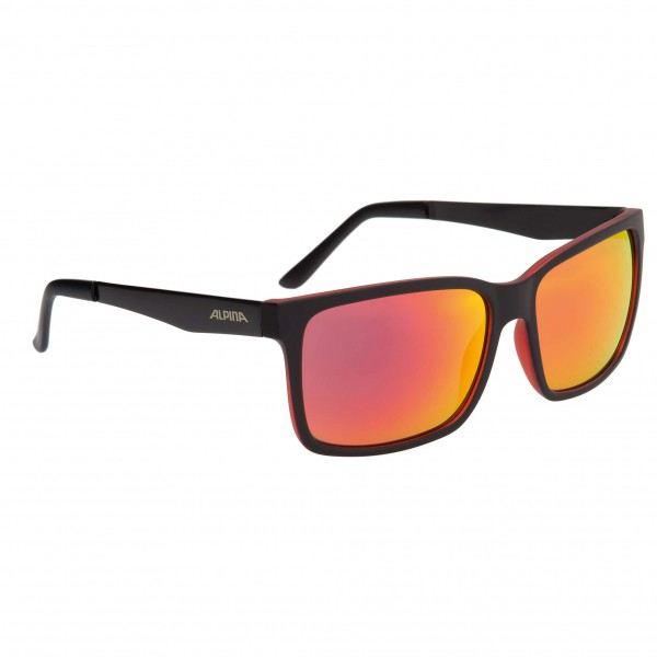 Alpina - Don Hugo Red Mirror 3 - Sunglasses