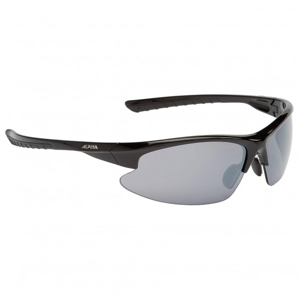 Alpina - Dribs 2.0 Black Mirror 3 - Lunettes de cyclisme