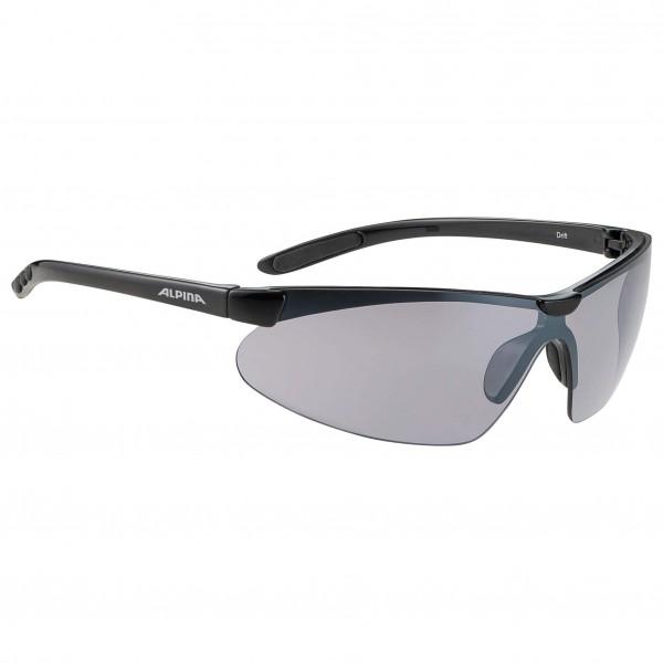 Alpina - Drift Black Mirror 3 - Fahrradbrille