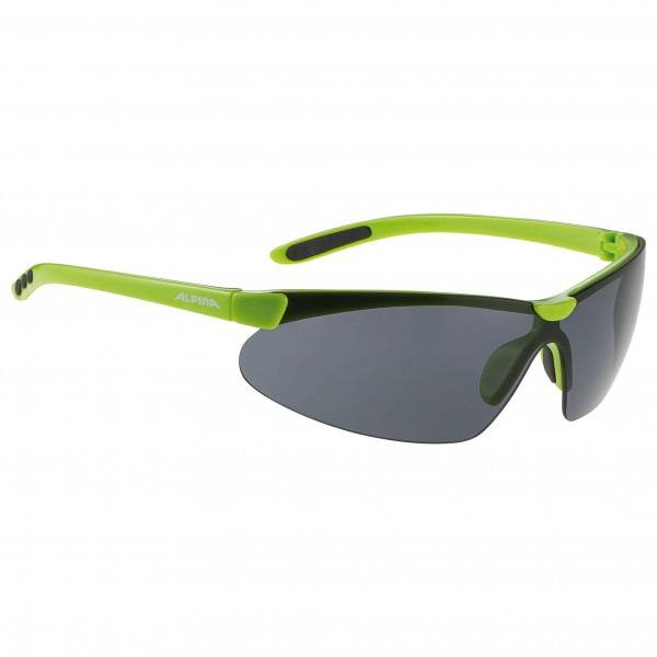 Alpina - Drift Black 3 - Cycling glasses