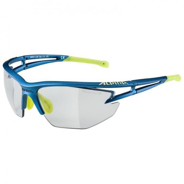 Alpina - Eye-5 HR VL+ Varioflex Black 1-3 - Fietsbrillen