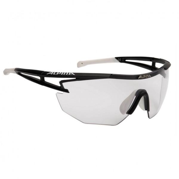 Alpina - Eye-5 Shield VL+ Varioflex Black S1-3 - Cycling glasses