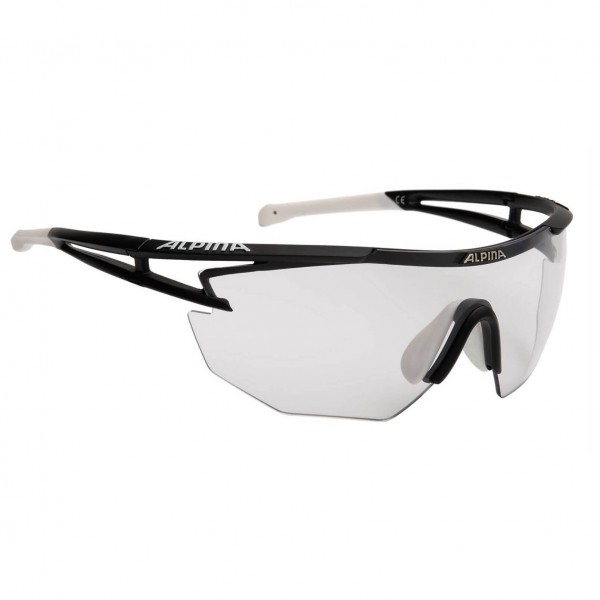 Alpina - Eye-5 Shield VL+ Varioflex Black S1-3 - Fahrradbrille
