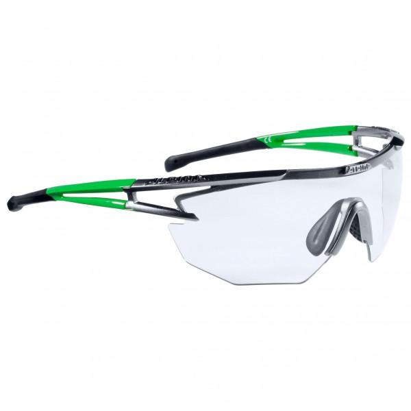 Alpina - Eye-5 Shield VL+ Varioflex Black 1-3